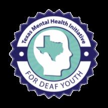 Texas Mental Health Initiative for Deaf Youth Logo