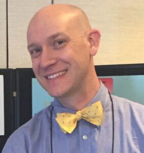 Adam Graves, Education Consultant