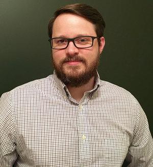 Nicholas Trotter, Visual Impairment Program Administrator and Deafblind Grant Coordinator at Texas Education Agency