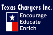 Texas Chargers Inc. logo