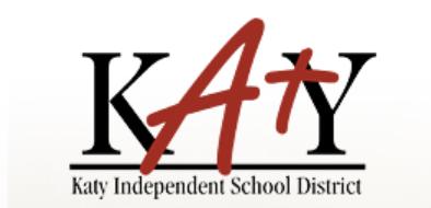 Katy Independent School District logo.